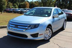 2010_Ford_Fusion_Hybrid w/ Navigation*Sunroof*Leather*_ Lilburn GA