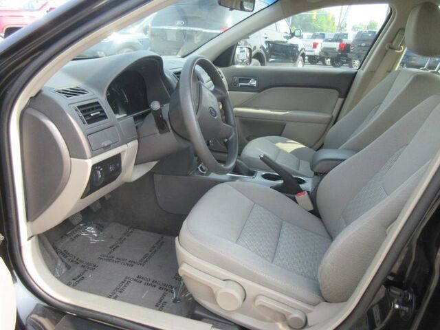 2010 Ford Fusion LOW KMS MANUAL TRANS Penticton BC