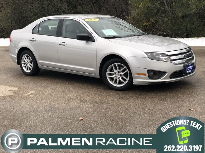 2010 Ford Fusion S Racine WI