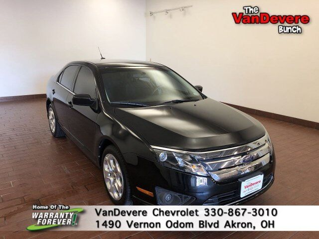 2010 Ford Fusion SE Akron OH