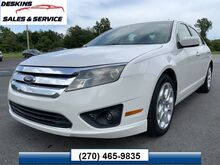 2010_Ford_Fusion_SE_ Campbellsville KY