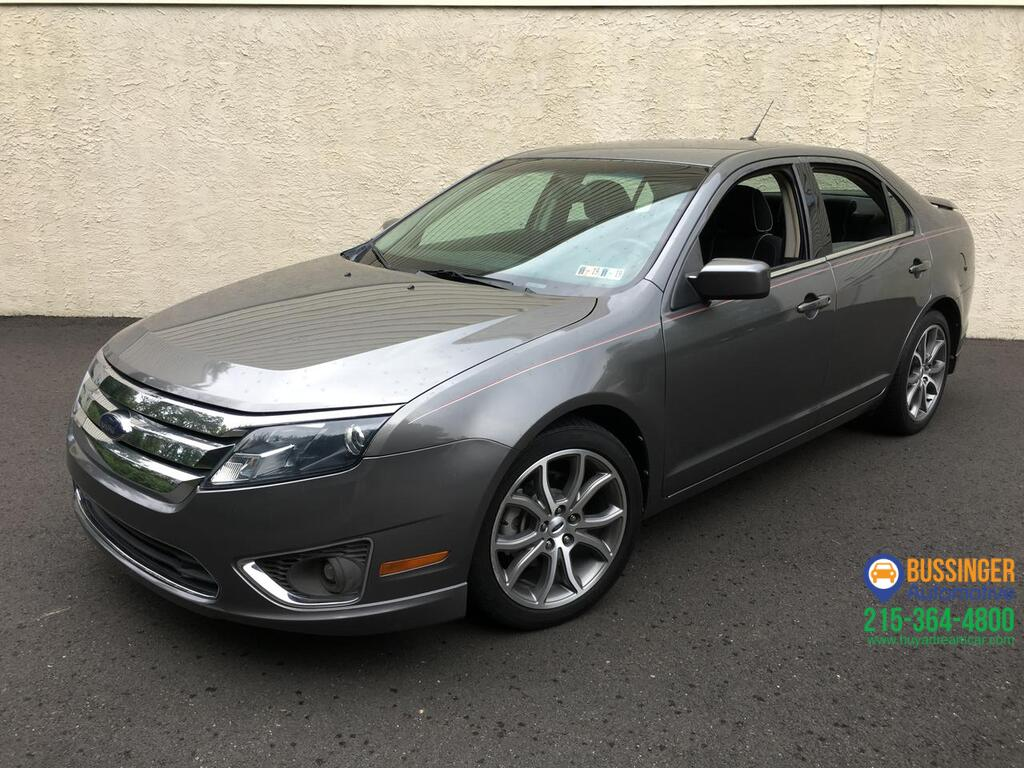 2010 Ford Fusion SE Feasterville PA