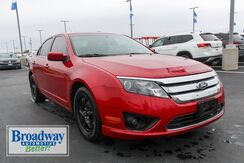 2010_Ford_Fusion_SE_ Green Bay WI