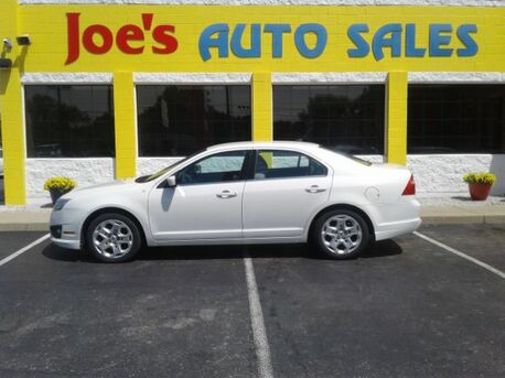 2010_Ford_Fusion_SE_ Indianapolis IN
