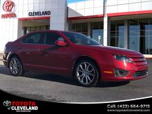 2010_Ford_Fusion_SE_ Chattanooga TN