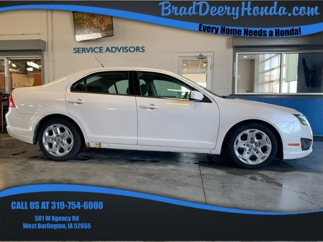 2010 Ford Fusion SE West Burlington IA