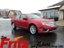2010_Ford_Fusion_SEL_ Fishers IN