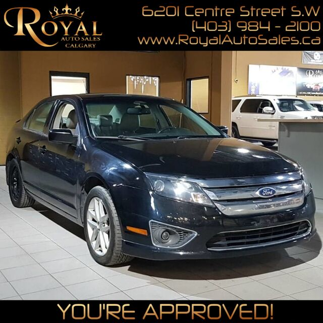 2010 Ford Fusion SEL *PRICE REDUCED* Calgary AB