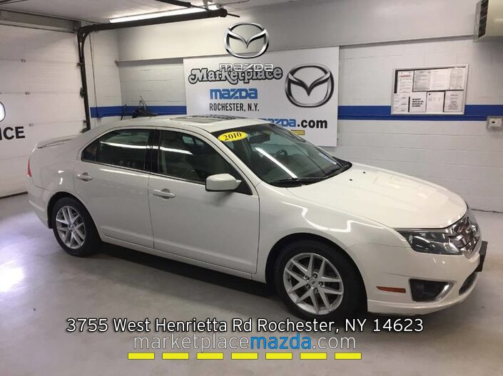 2010 Ford Fusion SEL Rochester NY