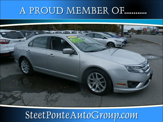 2010 Ford Fusion SEL Yorkville NY