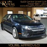 2010 Ford Fusion SEL w/ PWR EVERYTHING, SUNROOF, BLUETOOTH