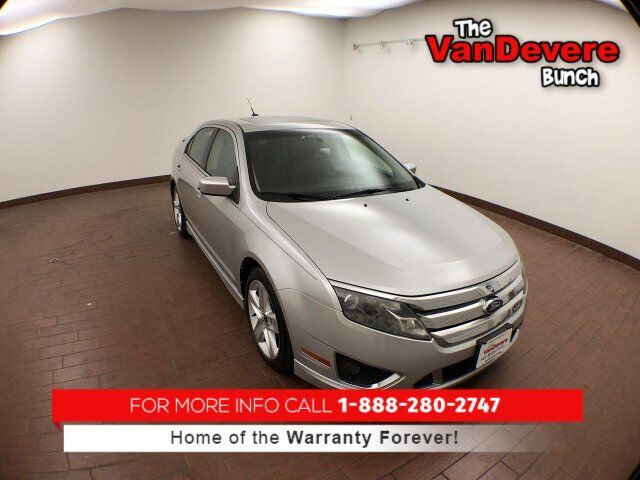2010 Ford Fusion SPORT Akron OH