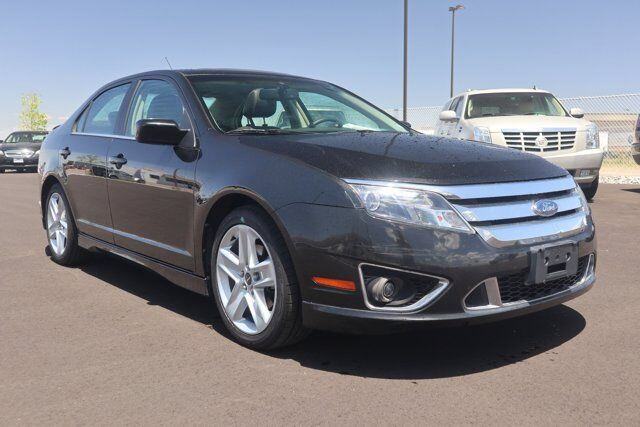 2010 Ford Fusion SPORT Grand Junction CO