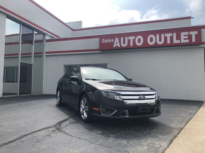 2010 Ford Fusion SPORT Richmond KY