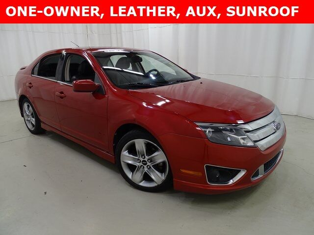 2010 Ford Fusion Sport Raleigh NC