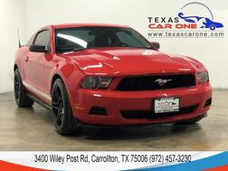 2010_Ford_Mustang_AUTOMATIC CRUISE CONTROL ALLOY WHEELS STEERING WHEEL CONTROLS_ Carrollton TX