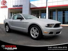 2010_Ford_Mustang_Fastback V6_ Chattanooga TN