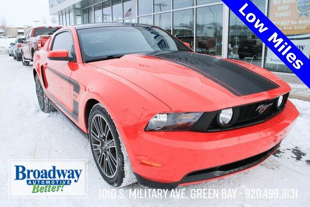 2010 Ford Mustang GT Green Bay WI
