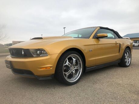 2010_Ford_Mustang_GT_ Killeen TX