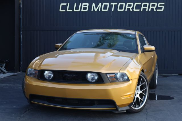 2010 Ford Mustang GT Premium Coupe Newport Beach CA