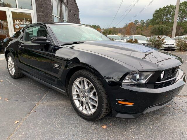 2010 Ford Mustang GT Premium Raleigh NC