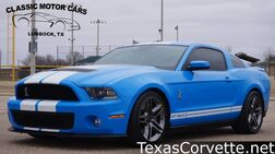 2010_Ford_Mustang_GT500_ Lubbock TX