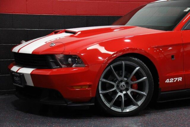 2010 Ford Mustang Roush 427R Style Supercharged 2dr Convertible Chicago IL