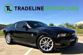 2010_Ford_Mustang_V6 1-OWNER, LEATHER, 5 SPEED... AND MUCH MORE!!!_ CARROLLTON TX