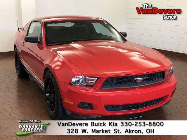 2010 Ford Mustang V6 Premium Akron OH
