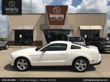 2010_Ford_Mustang_V6 Premium_ Wichita KS