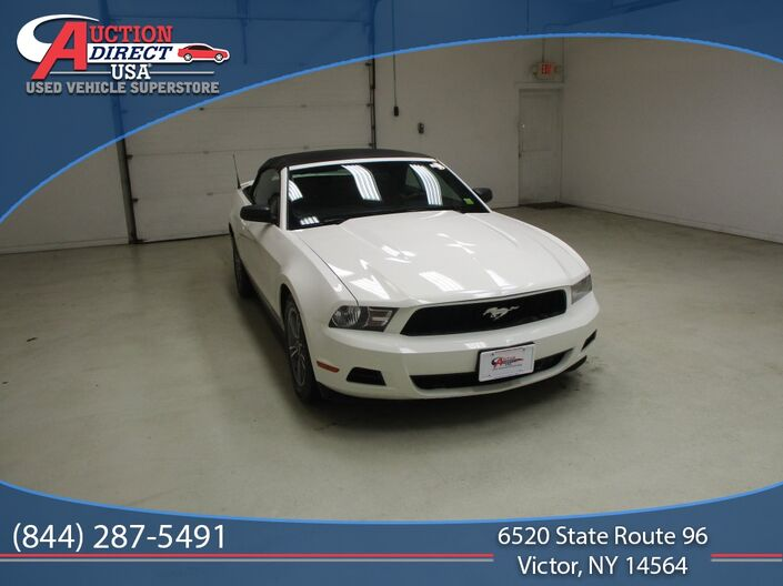 2010 Ford Mustang V6 Premium Raleigh