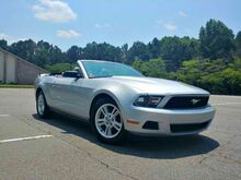 2010_Ford_Mustang_V6**COVERTIBLE**LEATHER SEATS**_ Lilburn GA