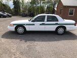 2010 Ford Police Interceptor (fleet-only)