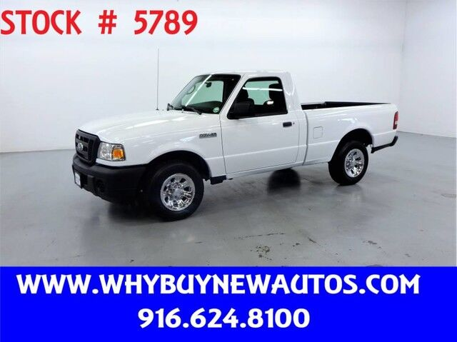 2010 Ford Ranger ~ Only 17K Miles! Rocklin CA