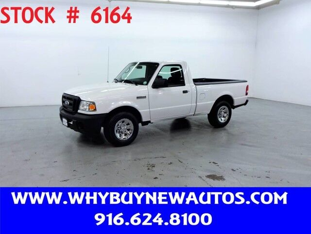 2010 Ford Ranger ~ Only 27K Miles! Rocklin CA