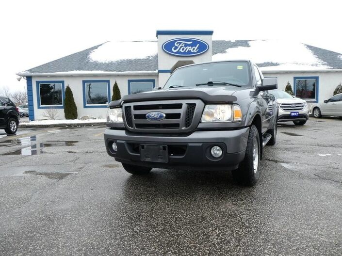 2010 Ford Ranger Sport - SALE PENDING - CRUISE CONTROL - LOW KM - 4.0L V6 - TONNEAU COVER Essex ON