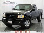 2010 Ford Ranger Sport with Manual Transmission