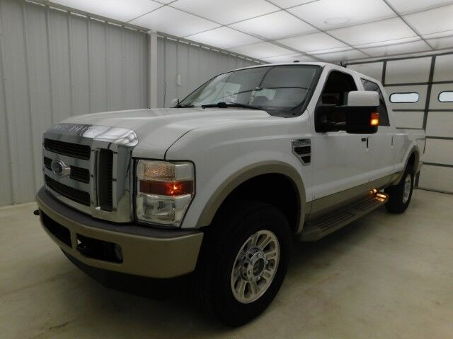 2010 Ford Super Duty F-250 SRW 4WD Crew Cab 156 King Ranch Manhattan KS