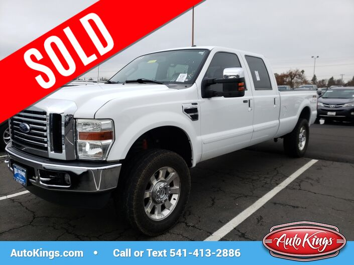 2010 Ford Super Duty F-250 SRW 4WD Crew Cab 172 Lariat Bend OR