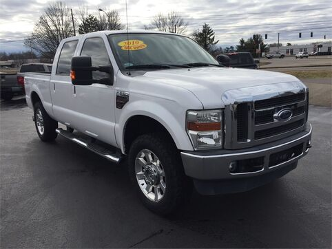 2010_Ford_Super Duty F-250 SRW_4WD LARIAT_ Evansville IN