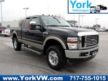 2010_Ford_Super Duty F-350 SRW_Lariat_ York PA