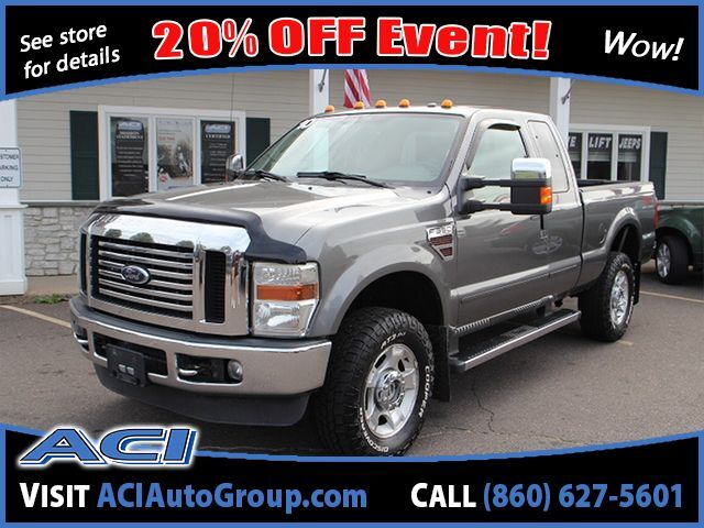 2010 Ford Super Duty F-350 SRW XLT East Windsor CT