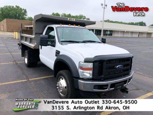 2010 Ford Super Duty F-450 DRW XL Akron OH