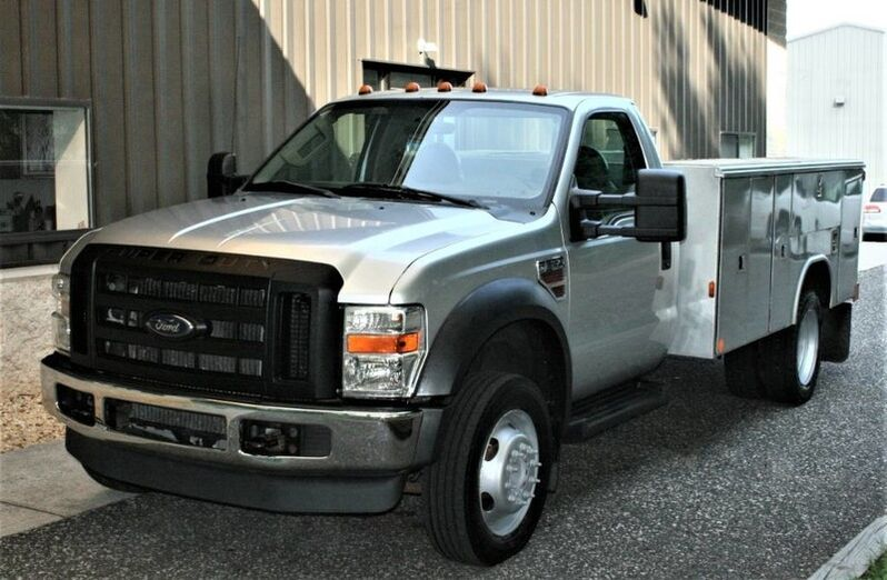 2010 Ford Super Duty F-550 DRW Service / Utility Body DRW 2WD Sykesville MD
