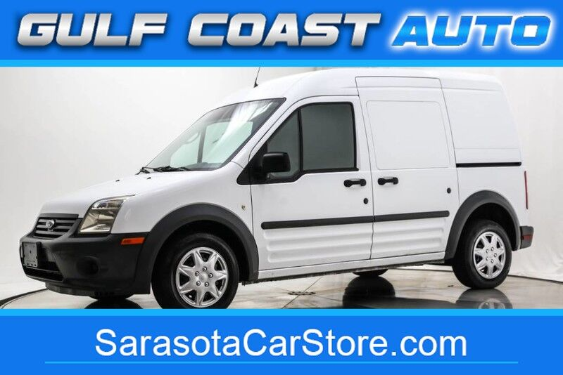 2010_Ford_TRANSIT CONNECT_XL CARGO VAN COLD AC WORK RUNS GREAT FINANCING !!_ Sarasota FL