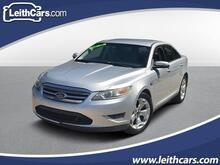 2010_Ford_Taurus_4dr Sdn SEL FWD_ Cary NC