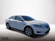 2010_Ford_Taurus_Limited_ Belleview FL
