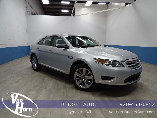 2010 Ford Taurus Limited Plymouth WI