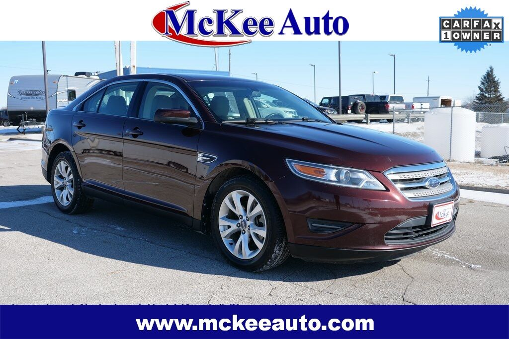 2010 Ford Taurus SEL Des Moines IA