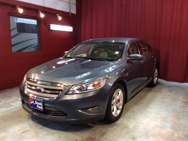 2010 Ford Taurus SEL Suffolk VA